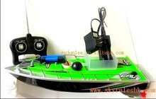 3 HOUR FREE SHIPPING T10 mini RC Bait Fishing vessel Boat 200M remote fish finder boat fishing green(China (Mainland))