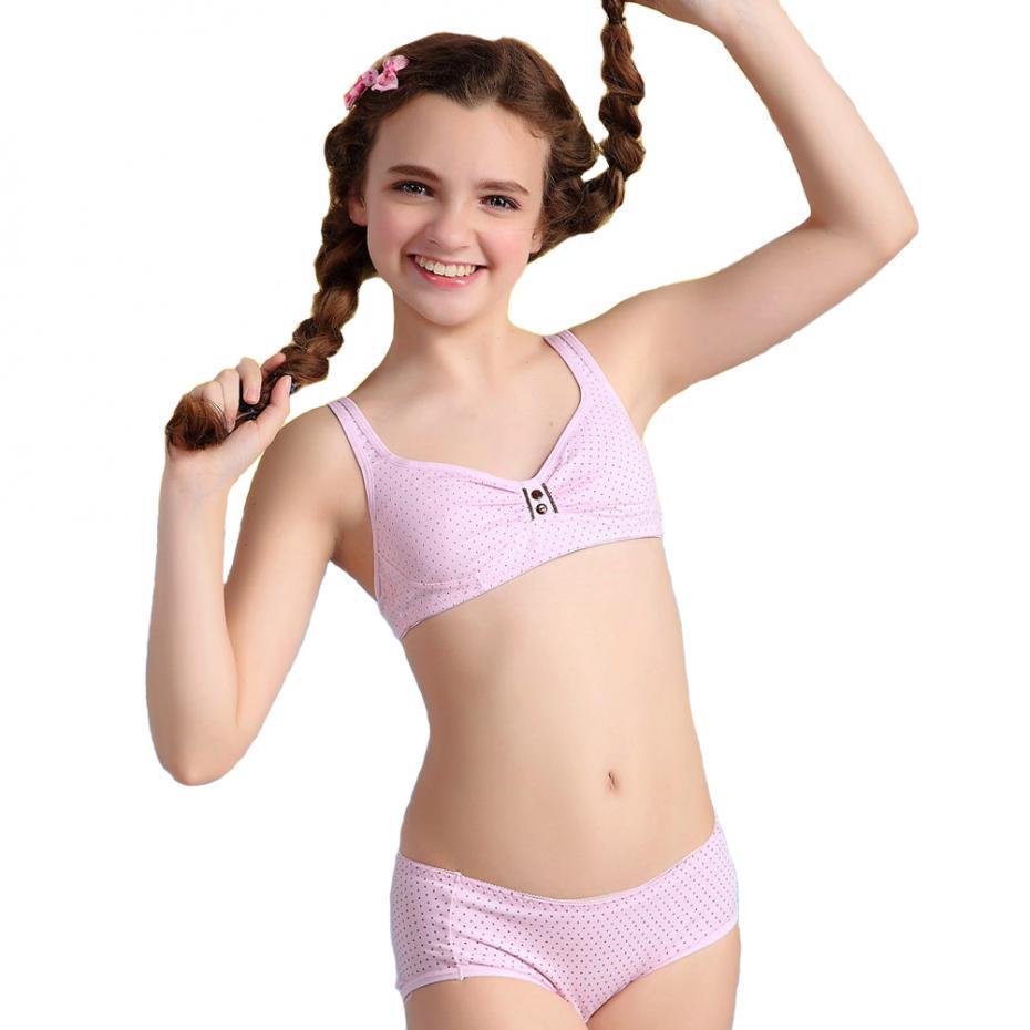 Russian Teens In Bras Nude 48