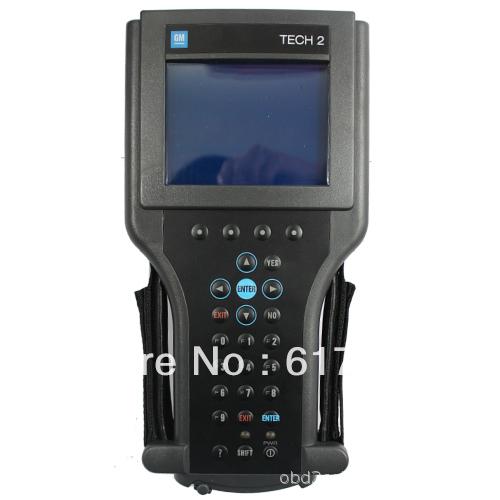 car diagnostic tool code GM TECH2 support 6 software(GM,OPEL,SAAB ISUZU,SUZUKI HOLDEN) Full set gm tech 2 with candi interface(China (Mainland))