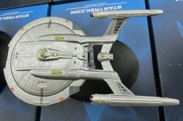 Star Trek Uss Enterprise Space Ship Model Kit Nib(China (Mainland))