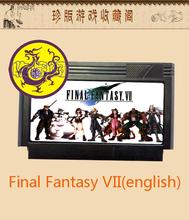 8bit gioco di carte final fantasy vii (la versione inglese)(China (Mainland))