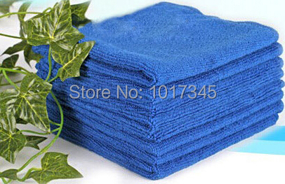 Microfiber Towel Super Water Car Wash Drying Soft Dry Cleaning Absorbant Cloth B 30 x 30cm(China (Mainland))