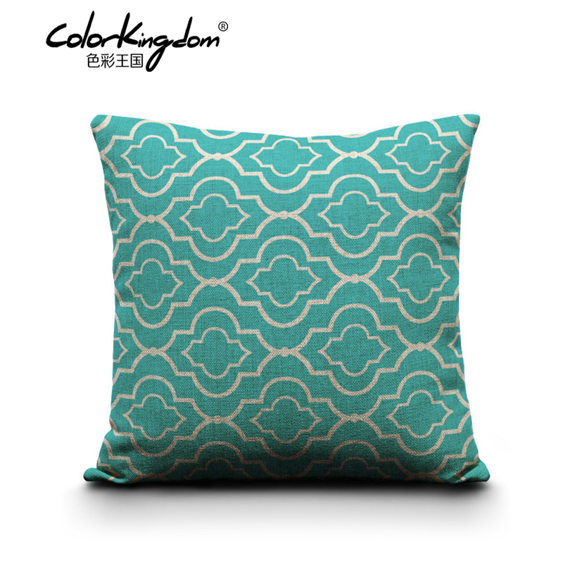 Aliexpress.com : Buy Custom made Geometric Throw Pillows creative and comfortable Home Pillow ...