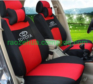 Free Shipping+Generic Version Toyota Yaris Corolla seat cover seat cover seat cover new Vios sandwiches seat covers(China (Mainland))