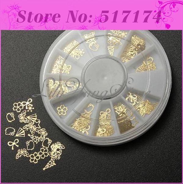 цена на Наклейки для ногтей Brand New DIY HT1137