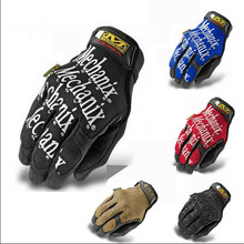 MECHANIX Super General Edition Army Military Tactical Gloves Outdoor Full Finger Motocycel Bicycle Bicycle Mittens Free Shipping(China (Mainland))