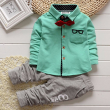 Buy Kids Clothes Boys Clothing set 2pcs Cotton Shirt + kids Pants Toddler Boys Clothing Children Suits Baby Boy Clothes Set 2017 for $7.95 in AliExpress store