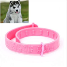 New Fashion Unique novelty Pet Collar Neck Ring Leave Away From Flea Tick Mite Louse Remedy animal accessories(China (Mainland))