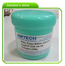 100g AMTECH RMA-223 Solder Flux Solder Paste RMA-223-UV,  free shipping(China (Mainland))
