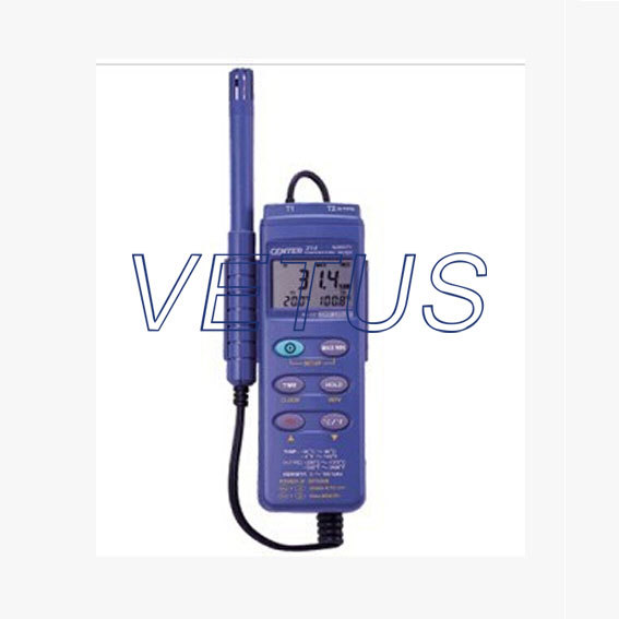 Free Shipping Humidity/Temperature Meter Hygro-thermometer CENTER-314<br><br>Aliexpress