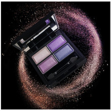 2016 Newest Hot Sell 6-color Eye Shadow Makeup Kit Long-lasting Easy To Wear Waterproof / Water-Resistant Beauty Product(China (Mainland))