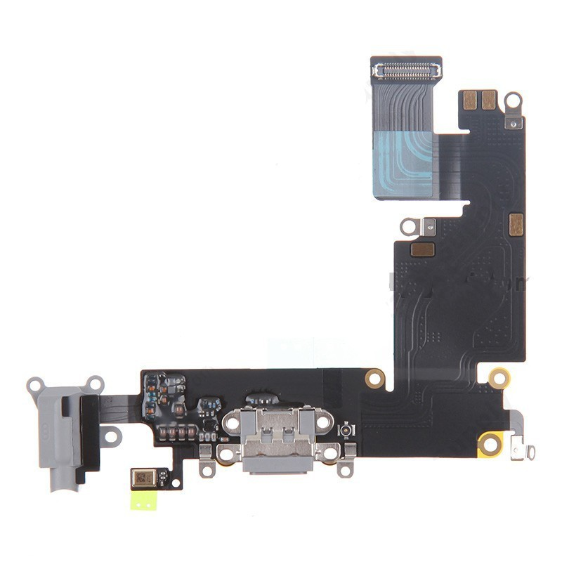 USA shipping 10 pieces/lot for Apple iPhone 6 Plus 5.5 Dock Connector Usb Charging Port Flex Cable with Headphone Jack Audio(China (Mainland))