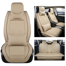 Buy Special leather car seat covers Honda Models CRV XRV Odyssey Jazz City crosstour S1 CRIDER VEZEL Accord auto for $127.20 in AliExpress store