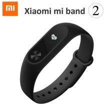 Buy Stock! New 2016 Original Xiaomi Mi Band 2 MiBand 2 1S 1A Smart Heart Rate Fitness Wristband Bracelet Tracker OLED Display Mi2 for $10.98 in AliExpress store