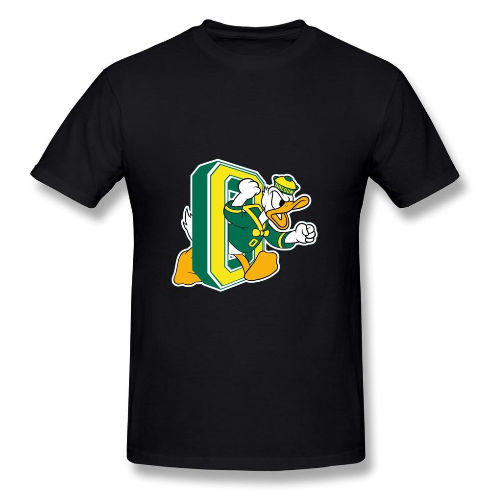 Hot sale oregon ducks logo t shirts street o collar guys for Dress shirts for men sale