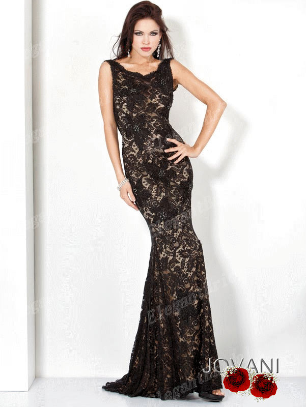 evening lace dresses - Dress Yp