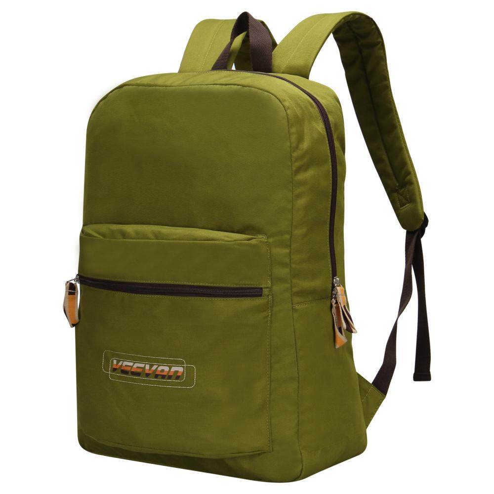 VEEVAN Classic Backpack For Men Boys,Fashion Brand Travel Sports Laptop Back Pack,Women Girls Students Daypack,Female Rucksack(China (Mainland))