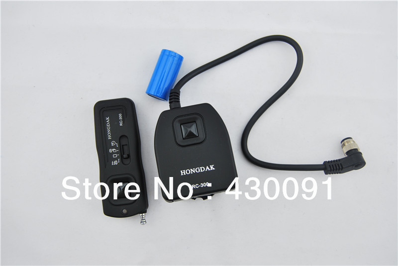 MC-30 wireless remote control For Nikon camera D200 D300 D700/D100 RC-300 remote device Free Shipping(China (Mainland))