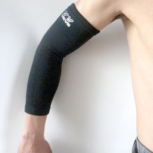 full typecmms sheathed design long elbow thermal armguards basketball sports protection