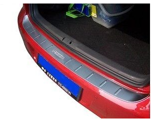 Rear Bumper Sill/Protector step cover VW Golf MK6 GTI