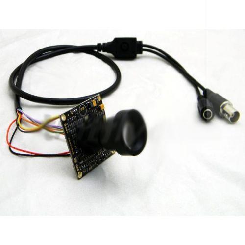 960H WDR Effio-V HD 700TVL 25mm Lens Mini CCTV Security Board Camera OSD 3D-DNR