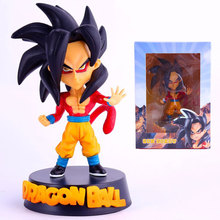 MANGE ANIME Drgaon Ball GT Z Super Saiyan four 4 Son Gokou Goku Dragon ball Most Power And Highest Speed Saiyan Action Figure
