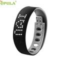 Beautiful Gift New Fashion B17 Smart Bracelet Pedometer Sleep Monitor Health Wristband Bluetooth Watch Free Shipping