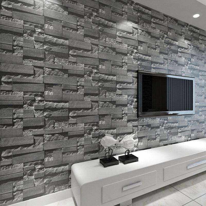 papier peint ardoise pas cher. Black Bedroom Furniture Sets. Home Design Ideas