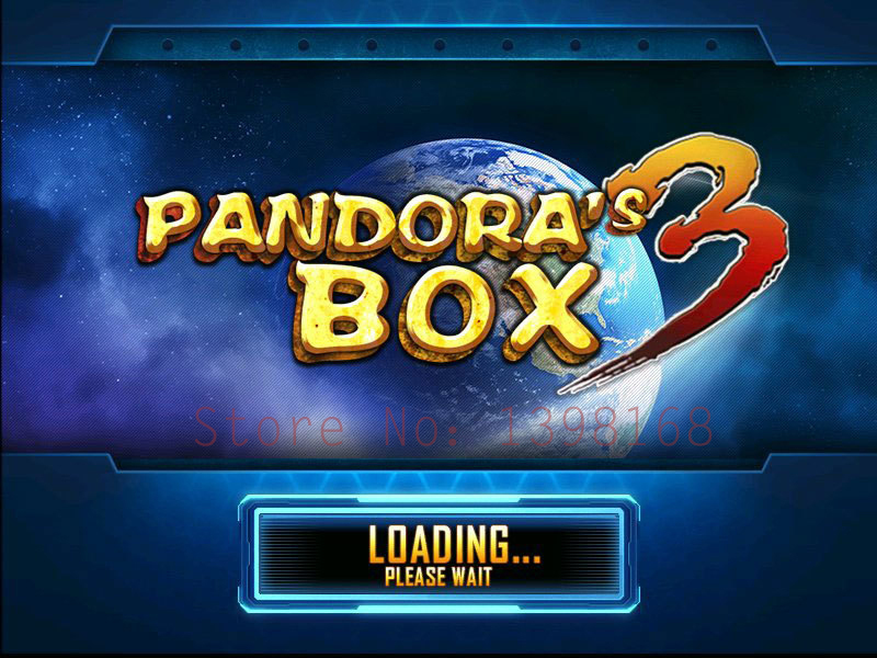 520 in 1 Pandora's box 3 jamma arcade machine game board games multigame card VGA outp for CRT/VGA  arcade cabinet free shipping(China (Mainland))