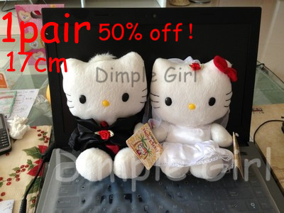 for kids party favors gift birthday goods decorations soft plush cat doll wedding hello kitty car accessories marriage xmas idea