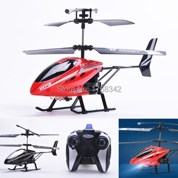Helicopter Remote Control Electric LED Head Light Outdoor Helicopter Toys AP A1