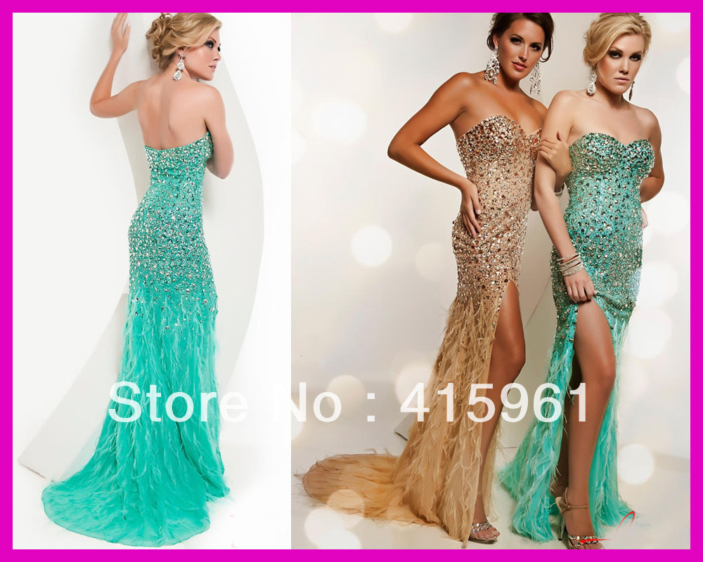 diamond mermaid prom dresses - photo #45