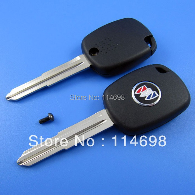 Electronic Chip Key Blank for Buick