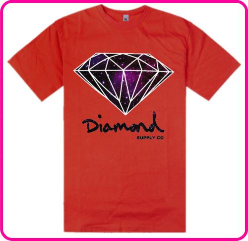 Diamond tshirt for Wholesale diamond supply co shirts