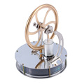 New Low Temperature Stirling Engine Heat Education Creative Gift Toy Kit