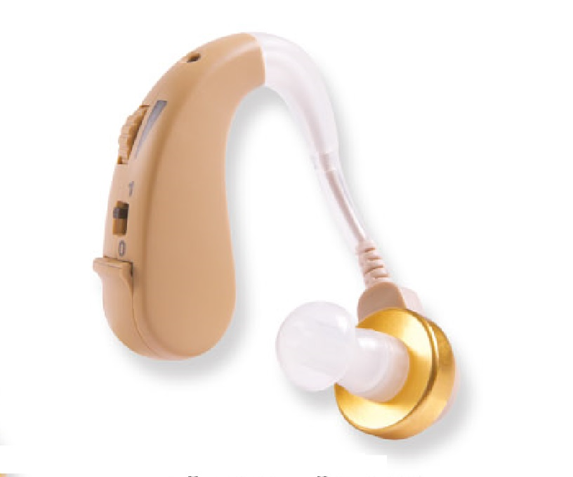 Best selling ear amplifier mini analog hearing aids hearing protection VHP-202S hearing aids for the elderly(China (Mainland))