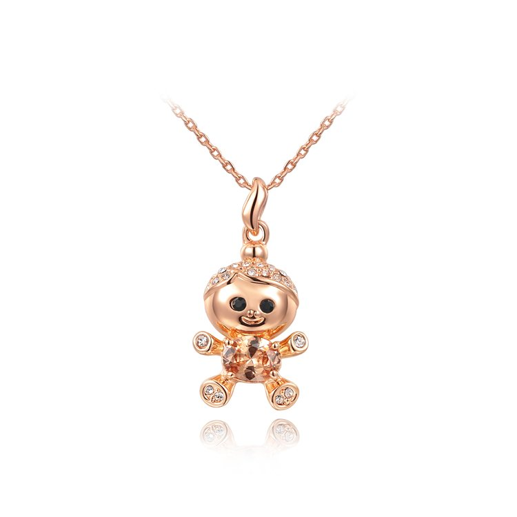 Free Shipping online shopping india 14k Gold plated pendants rose golden childen tenis masculino prices in euros(China (Mainland))