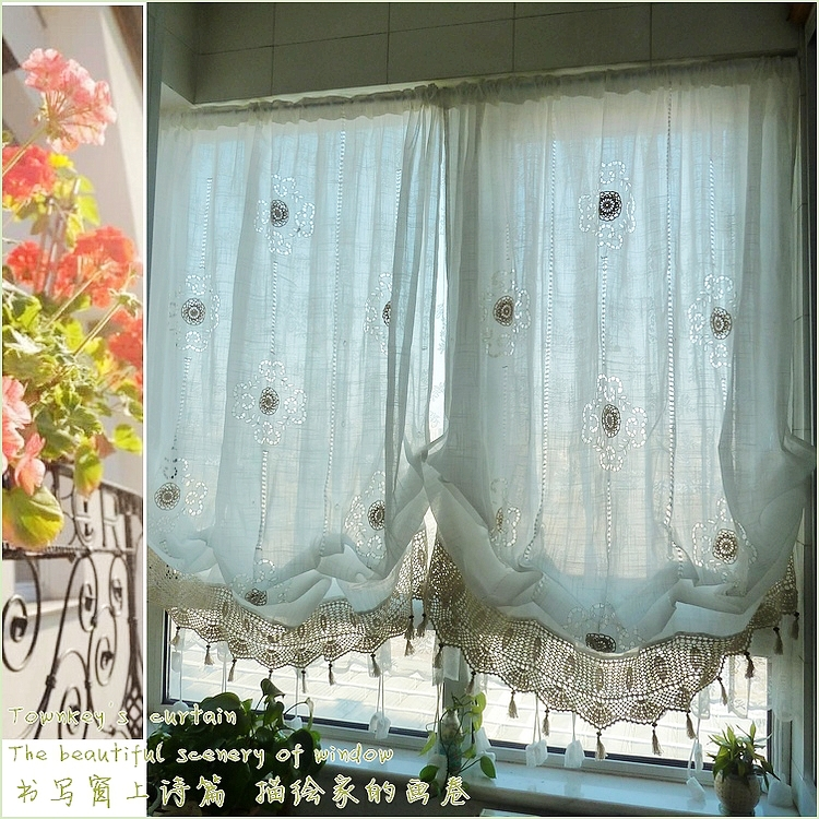 Rubber Ducky Shower Curtain Balloon Curtains for Kitchen