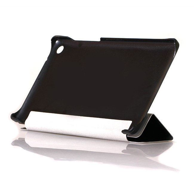 Best Quality PU Leather Case Cover Lenovo A7-30TC Tablet PC smart cases - Super store