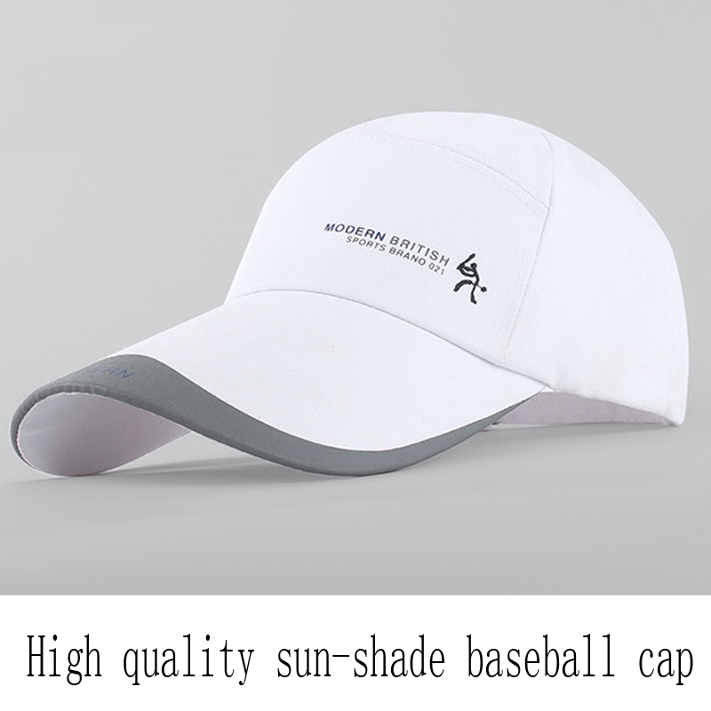 free shipping 2015 hot brand baseball caps Leisure sports golf cap Summer travel sun hat 4 color wholesale prices(China (Mainland))