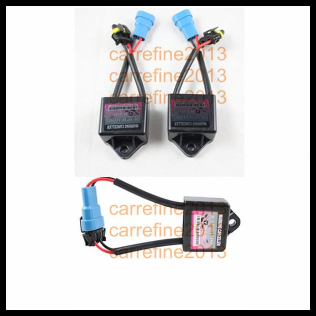 Front Headlights C6 HID warning canceller C6 HID warning decoder for H1/H3/H4/H7/H9/H10/H11/H13/9004/9005(China (Mainland))