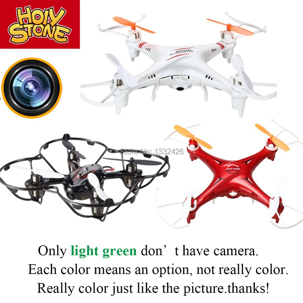 HOLY STONE Skytech 2.4G 4CH 6-Axis professional rc helicopter Remote Control Quadcopter Toy Drone without or With Camera dron(China (Mainland))