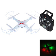 KOOME K300C 2.4GHz 4-Channel 6-Axis R/C Quadcopter w/ Gyro / Camera / LED Light - White(China (Mainland))