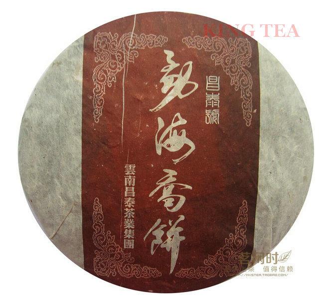 Здесь можно купить  2005 ChangTai MengHai NanNuo 400g Beeng Cake YunNan Organic Pu