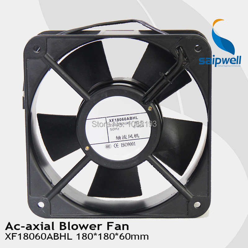 Industrial Axial Flow Fans : Mm ac axial flow fan v a ball bearing