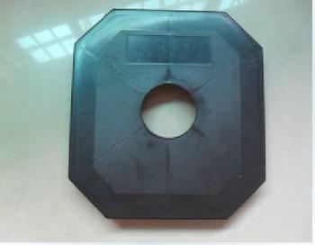 solar collector manifold cover