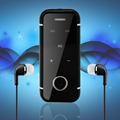 ANBES Stereo Music Hands Free Headphone Wireless Bluetooth Headset 4.1 Mini Earphone w/ Microphone For Samsung iPhone Laptop PC