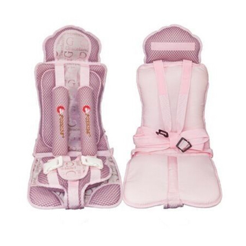 9 Months-8 Years Old car seat baby Portable Car Safety Seat Kids 36kg Chairs Children Toddler Cover Harness - Better Shop,Better Life store
