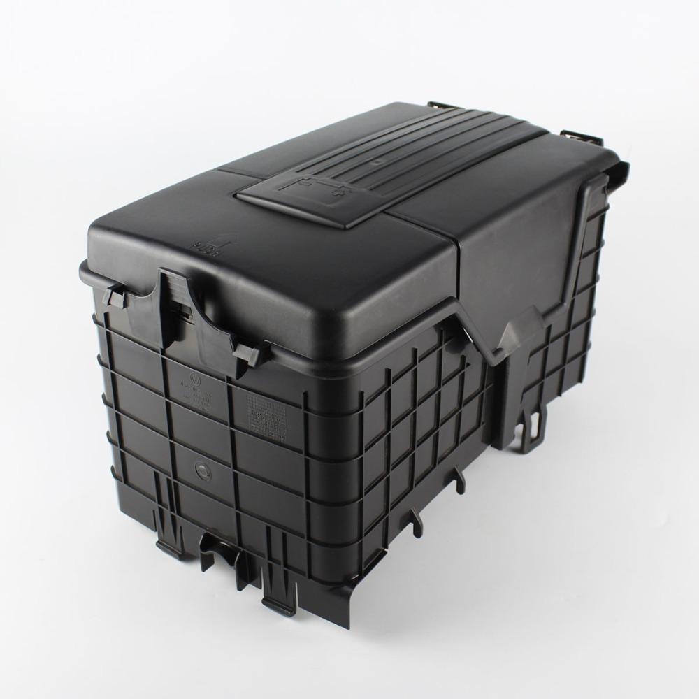 3pcs set original battery tray trim cover for vw golf. Black Bedroom Furniture Sets. Home Design Ideas