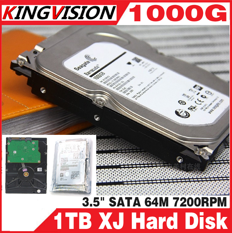 CCTV accessories 3.5 inch 1000G 1TB 5700RPM SATA Professional Surveillance Hard Disk drive internal HDD for DVR security system<br><br>Aliexpress